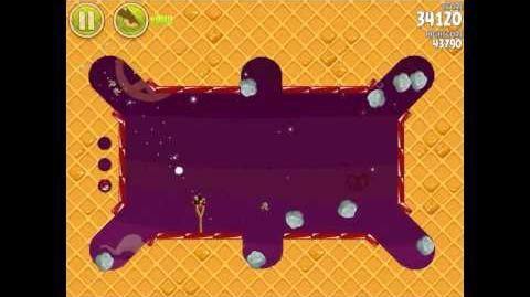 Angry Birds Space Utopia 4-2 Walkthrough 3-Star