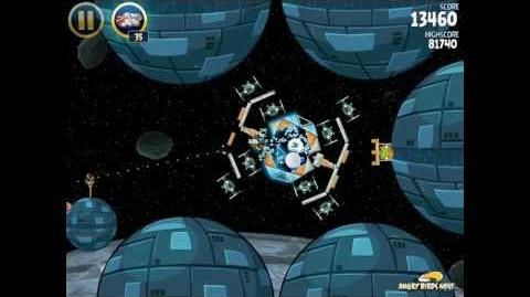 Angry Birds Star Wars 2-39 Death Star 3-Star Walkthrough