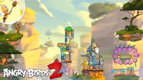 Angry Birds 2 – Buzz's Honey Blaster!