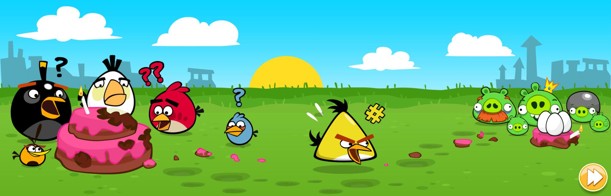 Birdday Party Angry Birds Wiki FANDOM powered by Wikia