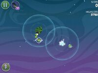 Fry Me To the Moon 3-1 (Angry Birds Space)