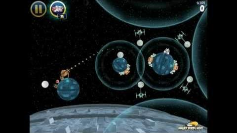 Death Star 2-38 (Angry Birds Star Wars)/Video Walkthrough