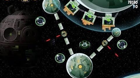 Angry Birds Star Wars 6-3 Death Star 2 Walkthrough 3 Stars