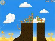 Official Angry Birds Seasons Walkthrough Summer Pignic 1-25