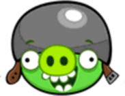 Helmet Piggy