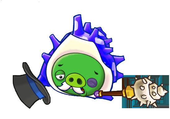 File:Angry Birds Fight! - Monster Pigs - Sazae Family - Sazae Papa - Win.PNG