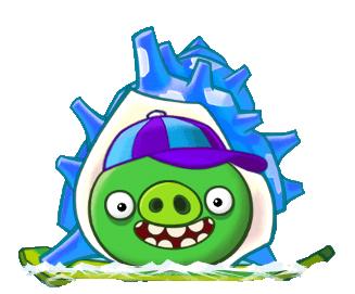 File:Angry Birds Fight! - Monster Pigs - Sazae Family - Sazae Kid.png