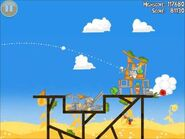 Official Angry Birds Seasons Walkthrough Summer Pignic 1-28
