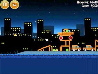 Official Angry Birds Walkthrough Danger Above 7-3