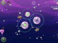 Cosmic Crystals 7-12 (Angry Birds Space)
