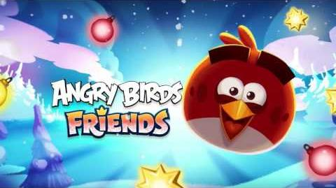 Angry Birds Friends - Hogiday tournament -3