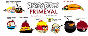 Angry Birds Primeval Part 1