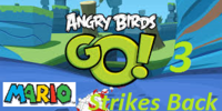 Angry Birds Go! 3: Mario Strikes Back