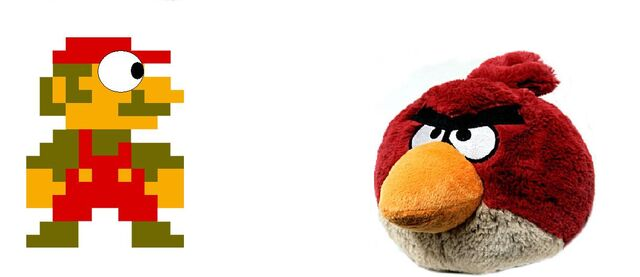 File:Mario is scared of angry birds.jpg