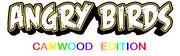 Angry birds camwood edition logo