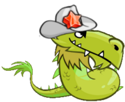 Mighty Dragon Sherrif Version