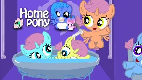 Home pony game 1