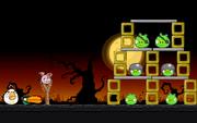 Angry Birds Seasons - Level 4-12 - Trick or Treat II