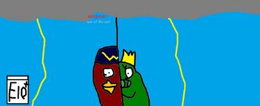 Wingman war of the evil