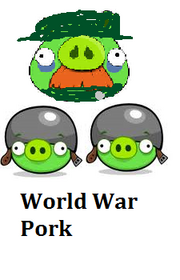 World war pork