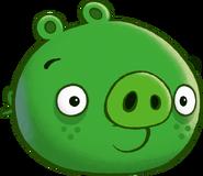 Porky - Bad Piggies 2