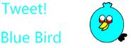 Tweet Bluebird
