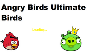 Angry birds ultimate Birds loading