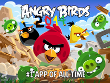 Angry birds 2014