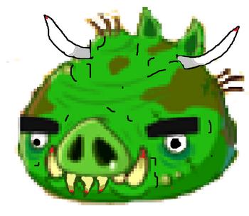 Supergiant brute pig