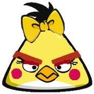 Betty Female Yellow Bird AB Fritos