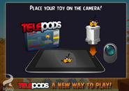 Telepods Angry Birds Bubbles