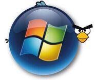 Fanon Bird - Windows Bird