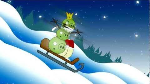 Angry Birds - Angry christmas!