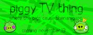 Piggy TV Thing