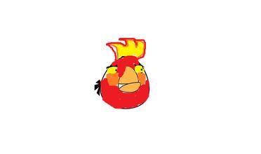 Egg beater fire