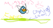 Angry Birds Fairies