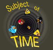 Subject of time