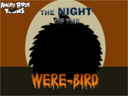 The Night Of The Were-Bird Title Card