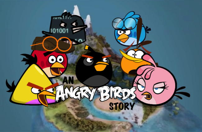 An Angry Birds Story