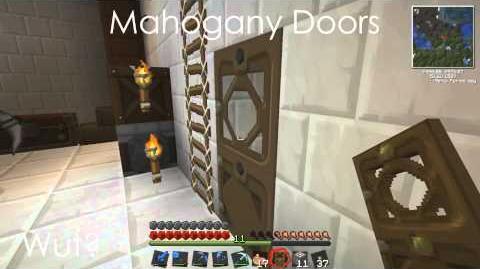 A Sips and Sjin Remix- Mahogany Doors