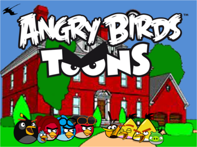 Angry Birds Toons Season 2 Group Shot