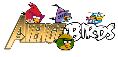 The Avengebirds Logo
