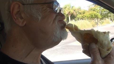 Angry Grandpa HATES Taco Bell Breakfast!