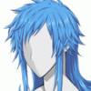 New Trend Hair Blue