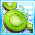 Fresh drink kiwi x grape