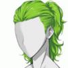 Avid Hair Green