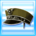 Official military policeman's cap