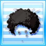 Explosive Afro Black