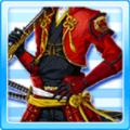 The skillful warrior scarlet