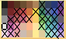 Pelt colors